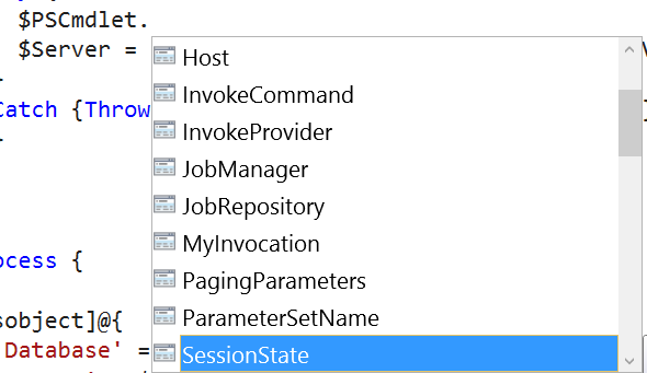 Get-PowerShell | Using Session State Variables in a Module